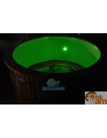 LED apgaismojums ūdens